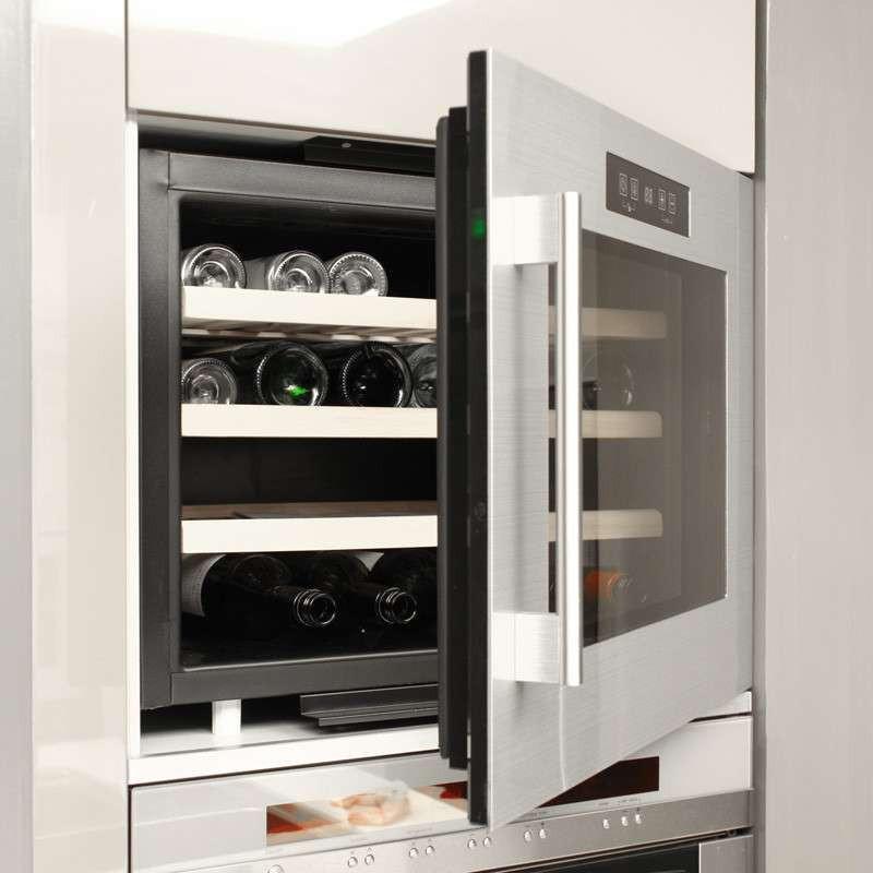 chef厨师电器 bi-56现代欧式立柜整体嵌入式葡萄酒酒柜