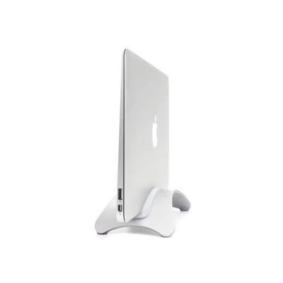 STW 蘋果MacBook筆記本支架Pro Retina air直立 立式豎立電腦支架底座 垂直底座