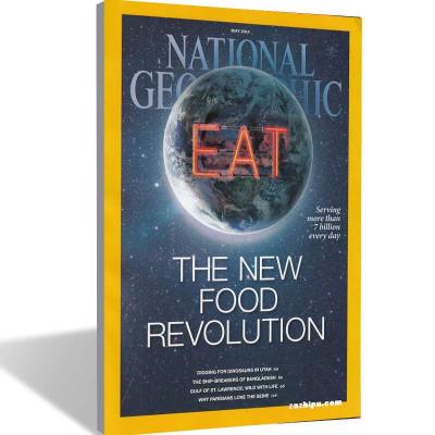 美国国家地理(英)(1年共12期)外版杂志 杂志订阅 杂志铺