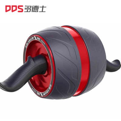 多德士回弹健腹轮健身轮腹肌轮巨轮静音健身器材家用女减肚子滚轮滑轮男士锻炼健腹器