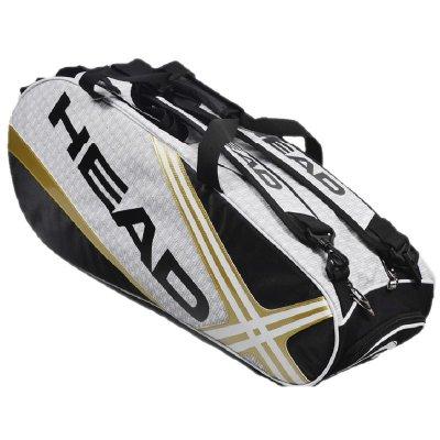 Head海德網球包德約科維奇六支裝九支裝雙肩穆雷茲維列夫網球包