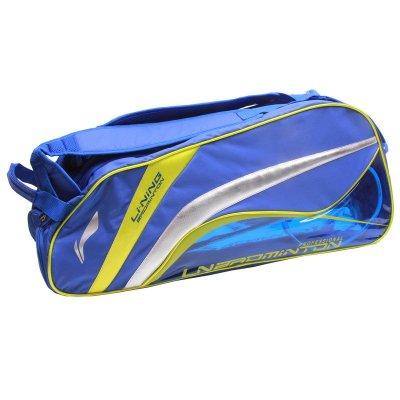 新款李宁LINING 三支装六支装羽毛球包双肩背包ABJL072 ABJL084 正品