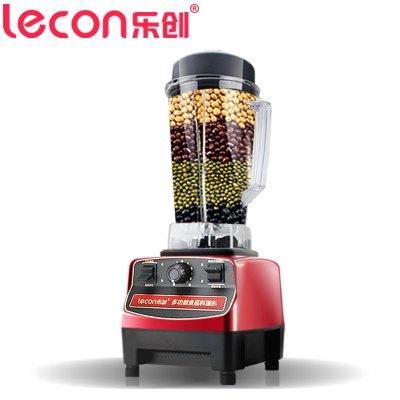 乐创电器旗舰店(lecon) KYH-777商用豆浆机2升果汁机沙冰机现磨豆浆机大容量无渣料理机