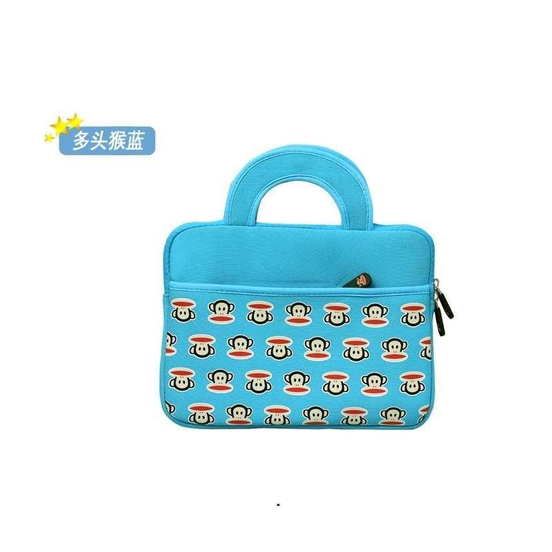 12寸14寸可爱韩版卡通时尚手提单肩笔记本包 男女士内胆包 平板保护套