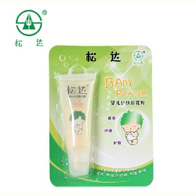 松達 嬰兒護膚 松花粉3g