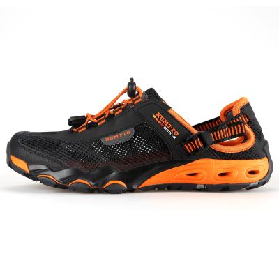 悍途溯溪鞋男鞋透气网面速干鞋户外鞋鞋防滑登山徒步鞋两栖涉水鞋1605