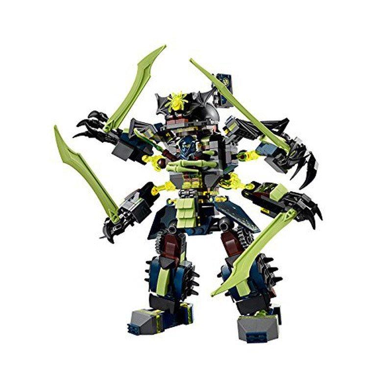 乐高lego 幻影忍者系列 早教 拼插积木 玩具 6-14岁 2015new泰坦机器