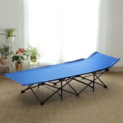 索尔诺安装简易折叠床 节省空间午休床 单人床 办公室午睡床 行军床101