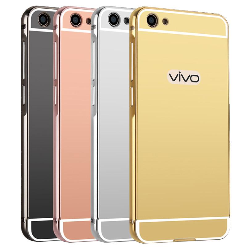 蓝琼vivox7plus手机壳保护套金属边框防摔后盖x7plus