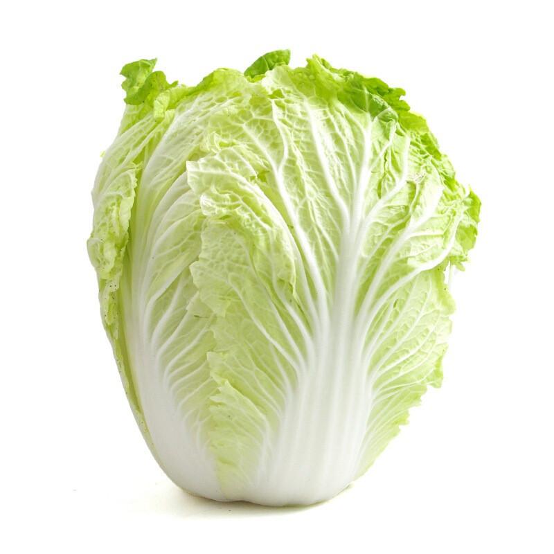 七果果 大白菜5斤 新鲜蔬菜 产地直发qq图片