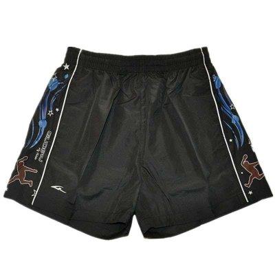 國球/GUOQIU 乒乓球運動服 梭織兒童運動短褲G237 正品國球吸汗透氣運動衣