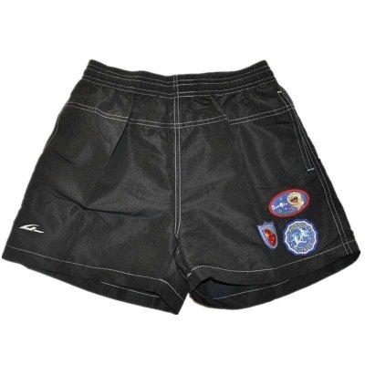 國球/GUOQIU 乒乓球運動服 梭織兒童運動短褲G223 正品國球吸汗透氣運動衣