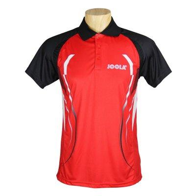 JOOLA優拉尤拉乒乓球服 681風語者 男女款短袖吸濕排汗夏季運動T恤