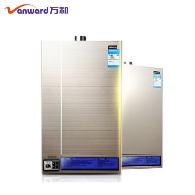 万和(vanward)燃气热水器 jsq21-12e 天然气热水器 12l/min图片