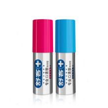 舒客口喷口气清新剂 去口气口臭口腔异味 便携18ml/支 玫瑰 薄荷各1支