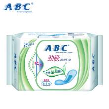 ABC卫生巾 劲吸棉柔护垫25片(含澳洲茶树精华)