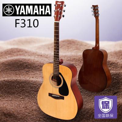 雅馬哈F310 民謠吉他 木吉他順豐/德邦上門