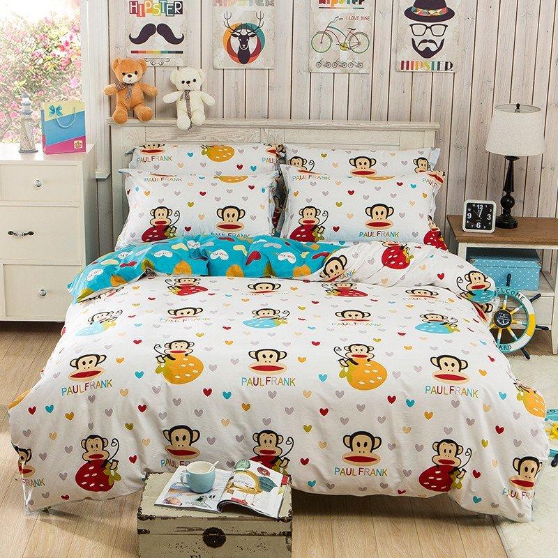 卡通被罩床上用品