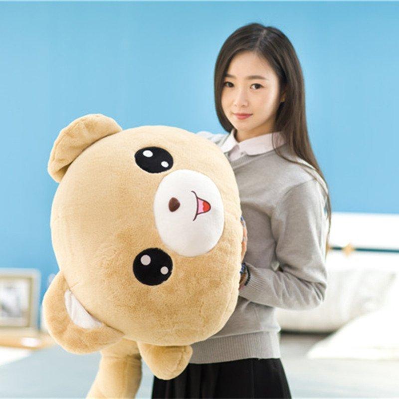 大抱抱熊泰迪熊布娃娃抱枕玩偶闺蜜女情人节生日礼物