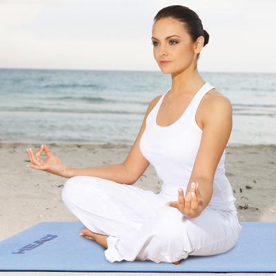 HEAD(欧洲海德)高端舒丽皮天然橡胶环保防滑瑜伽垫运动健身垫瑜伽毯
