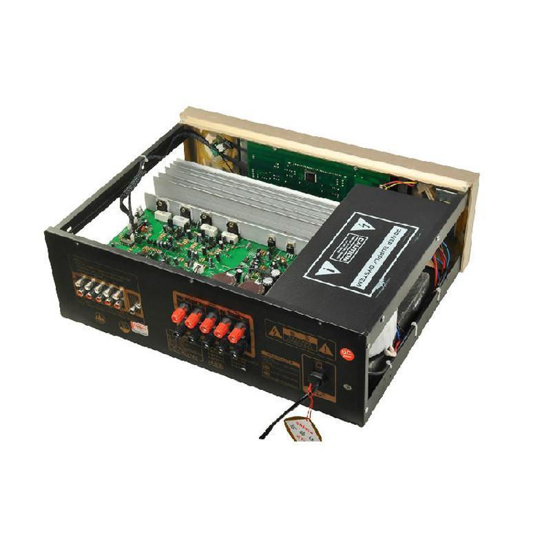 功放机pq-600电路图