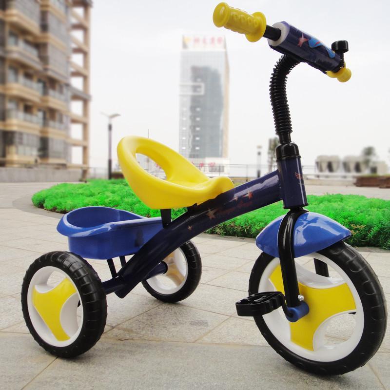 sbl儿童三轮车脚踏车2岁-5岁幼儿宝宝童车小孩单车自行车脚踏车简便生