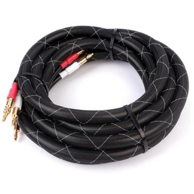 天逸(WINNER) SC-1銀環蛇發燒喇叭線 hifi音箱線 舞臺配件2.5米