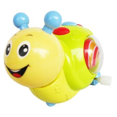 匯樂 轉轉小蝸牛 嬰兒發條上鏈玩具 兒童發條玩具