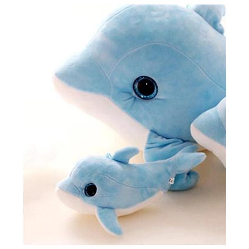 娃娃3d海豚是在公仔金俊秀卡通海豚毛绒玩具生日礼品p天蓝色30厘米有一只玩具封面猴子眼睛荡秋千图片