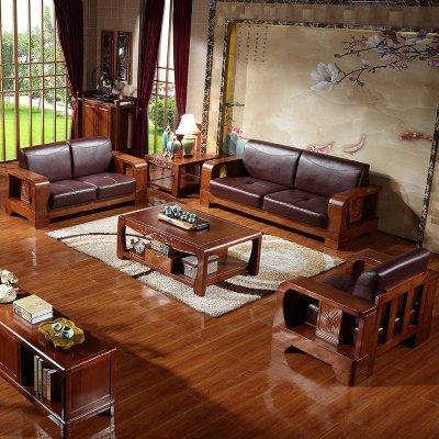 中式客厅沙发摆放风水的讲究一,摆放在吉位客厅沙发的.