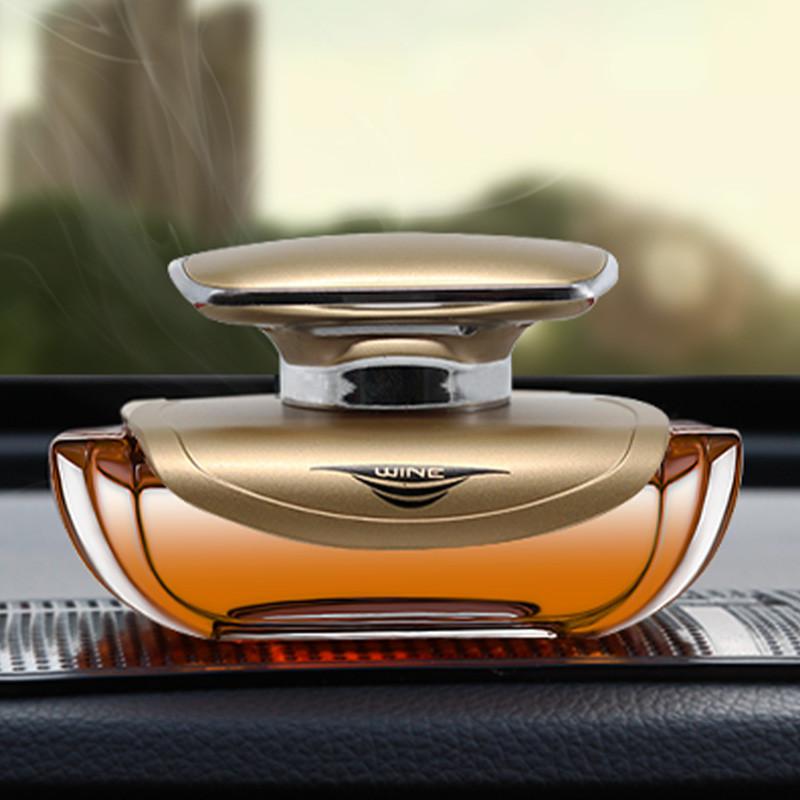 麦车饰 汽车香水摆件 汽车用品超市装饰车内饰品车载香水座