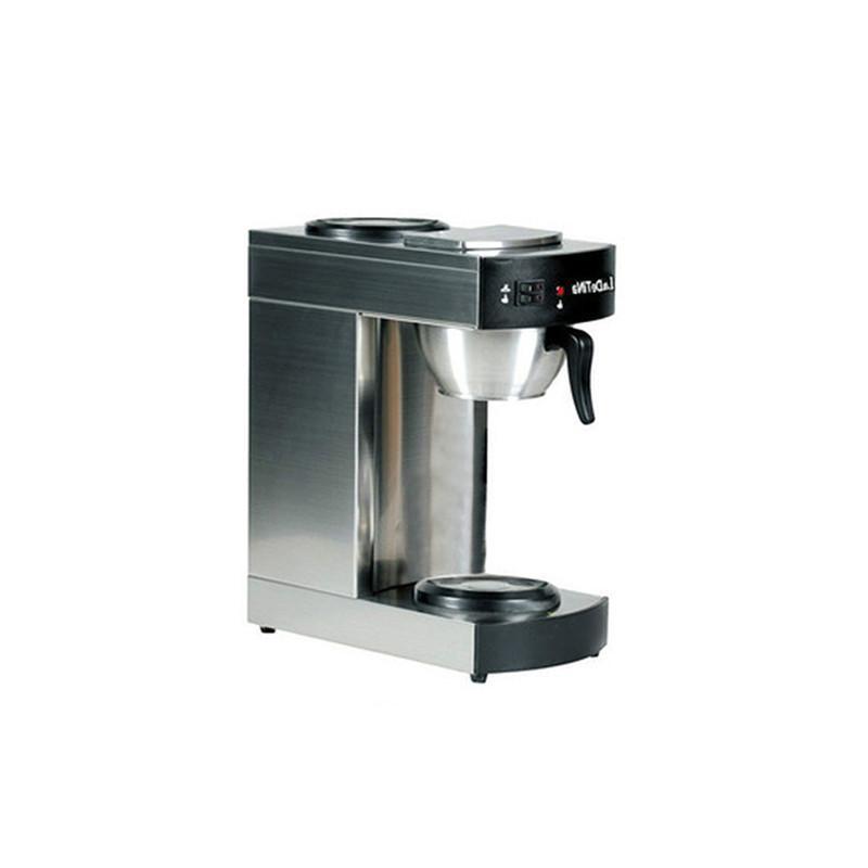 ladetina美式全自动咖啡机 电动滴漏咖啡壶 rh-330型图片