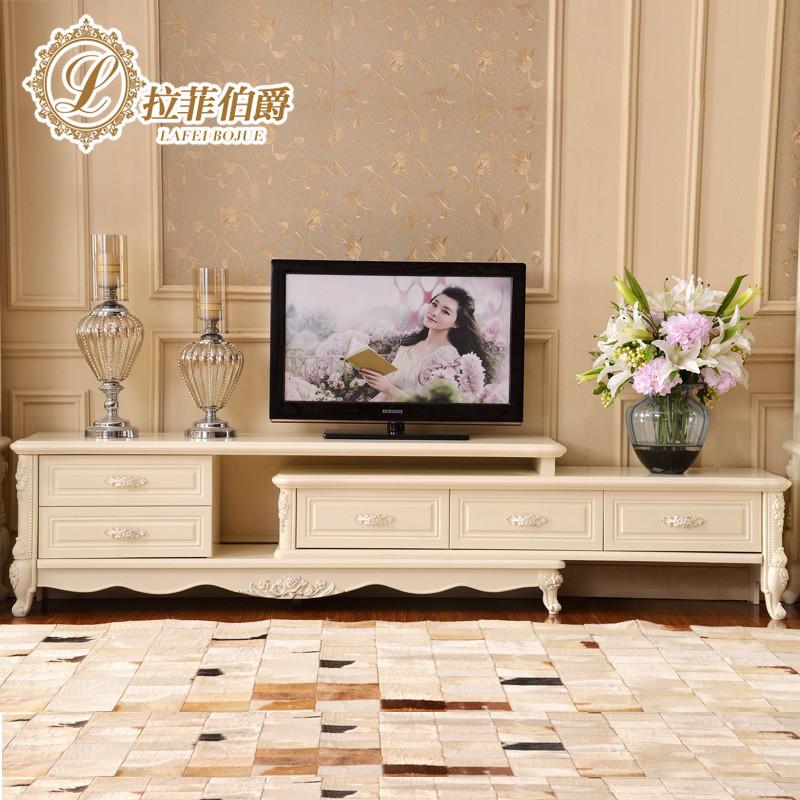 拉菲伯爵 电视柜 欧式电视柜 大理石电视柜 客厅家具