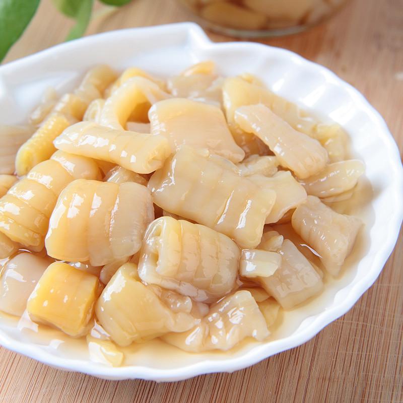 仙缘(xianyuan)江苏如东海鲜礼盒海蜇丝醉螃蜞醉蛏鼻黄泥螺1230g