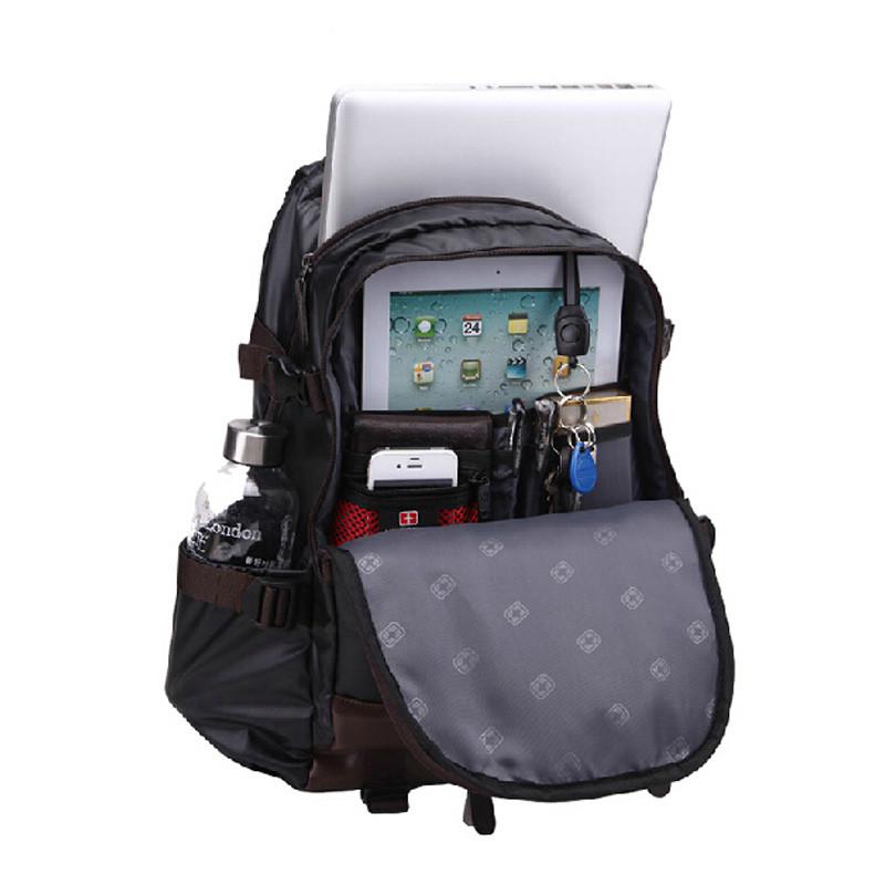 瑞士军刀施维茨十字双肩包男女背包中学生书包男士休闲旅行包电脑包sc图片