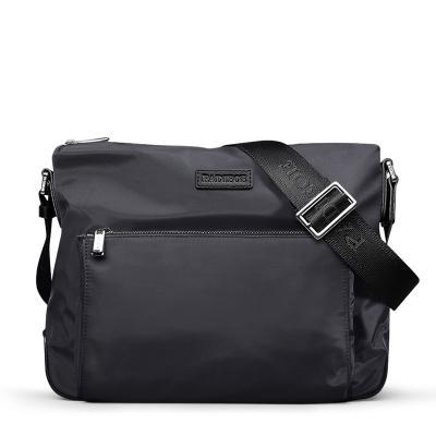 青年横款斜挎跨包休闲单肩包男包帆布运动学生小背包新款男士包包