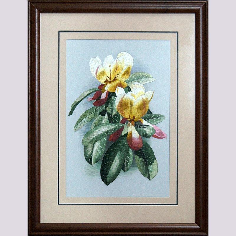 苏绣精品 外出送礼送老外特色创意礼品 年货 中式欧式家居客厅装饰画