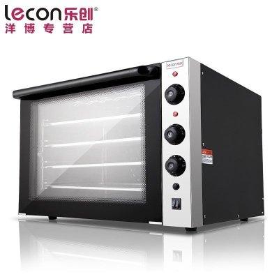 lecon/乐创洋博 商用烤箱 CO1C热风循环烤箱 热风循环炉 烘蛋挞披萨烤箱 比萨电烤箱商用