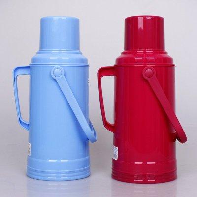 宝菱经典热水瓶老式家用保温瓶暖水瓶水壶玻璃内胆保暖壶塑料外壳2l-3图片