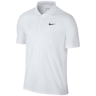 NIKEGOLF耐克高尔夫服装749333-100短袖Polo男士短袖T恤