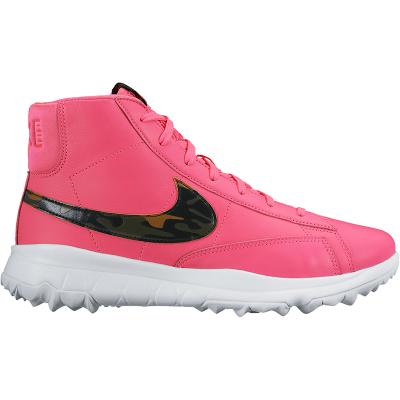 NIKEGOLF耐克高爾夫球鞋女式鞋818730-600女款高爾夫鞋子休閑透氣