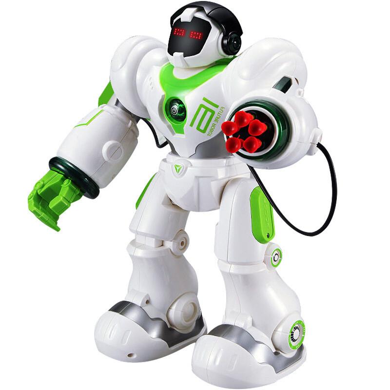 遥控机械战警机器人