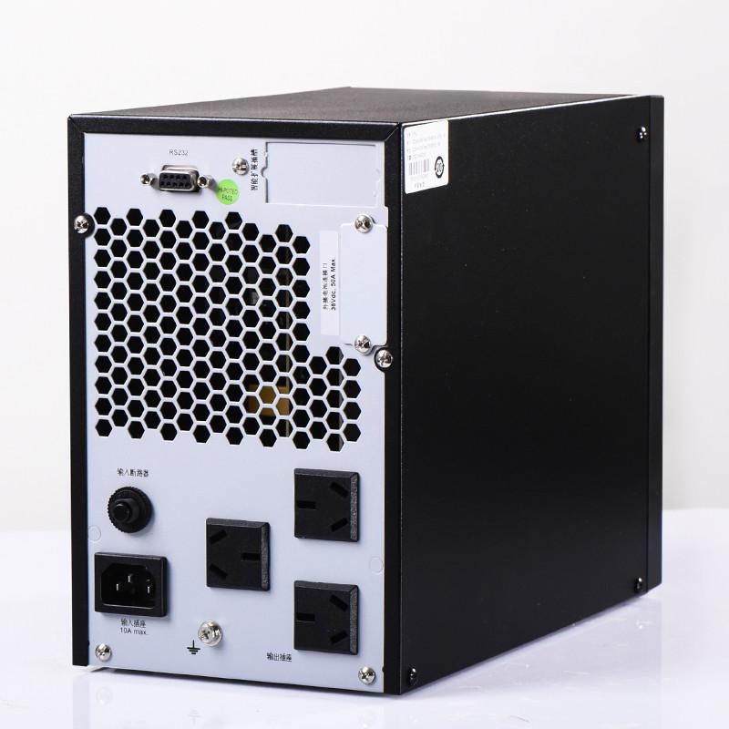 克雷士 ups不间断电源在线式c1ks/800w 外接电池满负荷8小时 防雷稳压