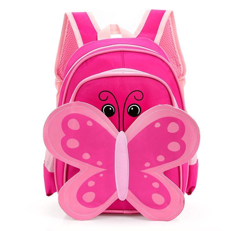 新款儿童书包双肩背包小孩双肩背包可爱卡通包
