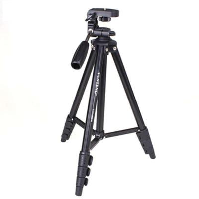 云騰 (YUNTENG 680)三腳架 單反相機三角架 攝像機三腳架 鋁合金專業三腳架 帶腳架背包