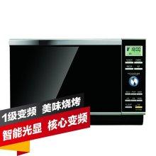 松下(Panasonic) NN-GF599M 微波炉 微波烤箱一体机 27L(银色)