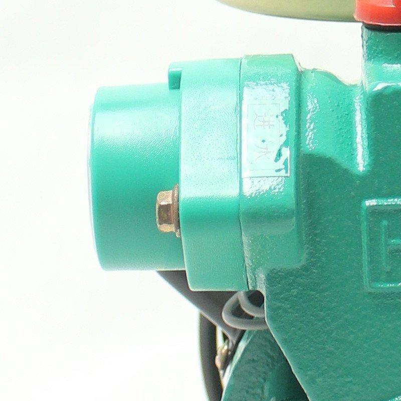 中韩合资韩进水泵phj-128a单相220v全自动自动增压泵自吸泵自动家用