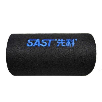 先科(SAST)改裝音響藍牙車載播放器音響汽車低音炮 三用12V/24V/220V USB插卡有源重低音音箱大功率圓形