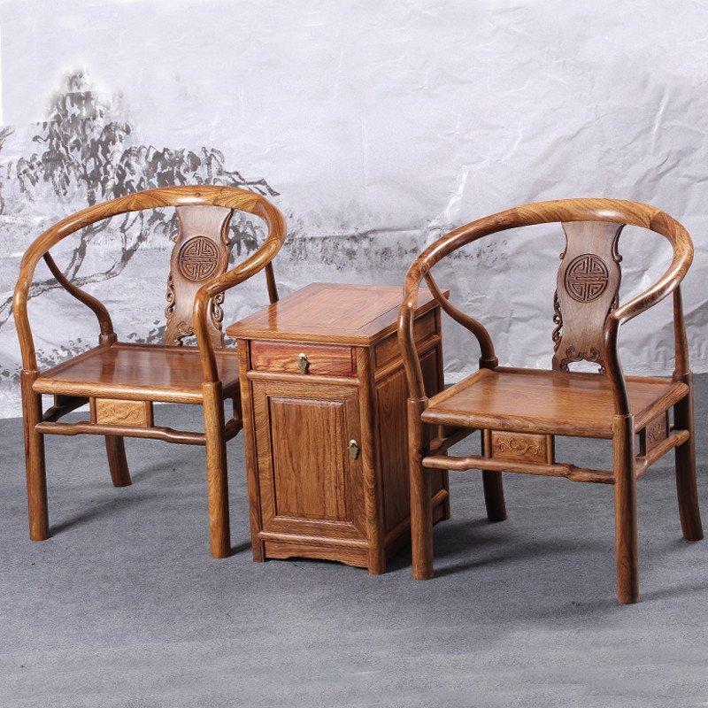 中式沙发实木凳