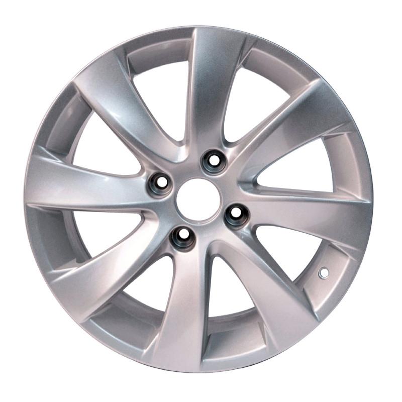 泰龙(tl) 东风雪铁龙世嘉 16寸 铝合金汽车轮毂 8柱款 送气门嘴 标志